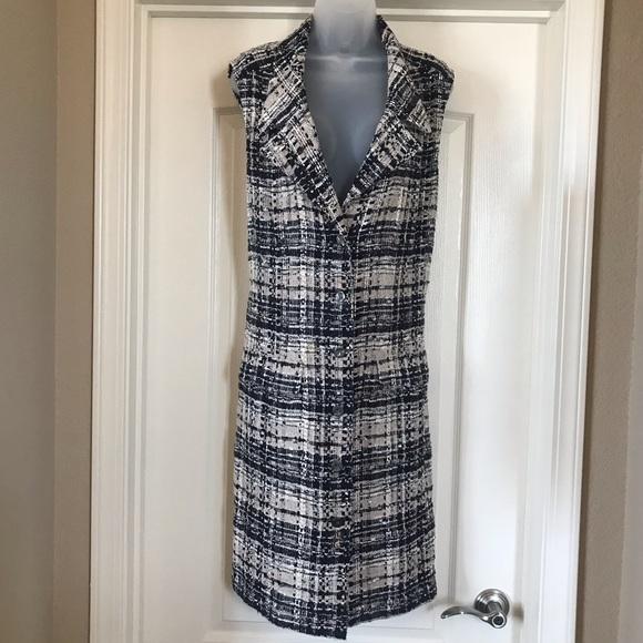CHANEL Jackets & Blazers - Chanel jacket overcoat sweater STUNNING Size 10-12